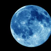 Blue moon. (Sumber universetoday.com)