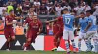 Lazio v AS Roma. (dok. AS Roma)