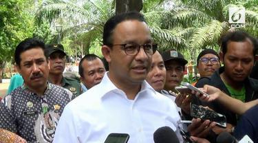 Gubernur Anies Baswedan buka suara soal akan dimajukannya 3 nama pengganti Sandiaga Uno sebagai Wakil Gubernur DKI. Anies membocorkan salah satu syaratnya.