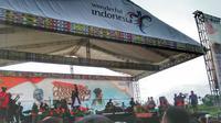 Festival Crossborder Keerom 2019 jadi branding destinasi dan merangsang kreativitas generasi muda.