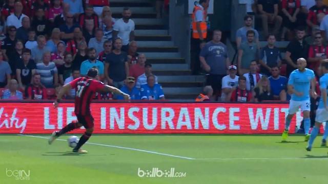Berita video momen terbaik Premier League 2017-2018 pekan ketiga yaitu gol sensasional Borunemouth ke gawang Manchester City.