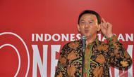 Wagub DKI Jakarta Basuki Tjahaja Purnama menghadiri acara pembukaan Jakarta-Japan Matsuri 2014, Minggu (14/9/2014) (Liputan6.com/Miftahul Hayat)