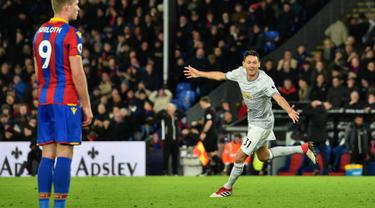 Nemanja Matic Menjadi Pahlawan Man United