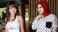 Potret Transformasi Gaya Syahrini, Kini Tampil Kalem Dengan Hijab. (Sumber: Instagram/princessyahrini)