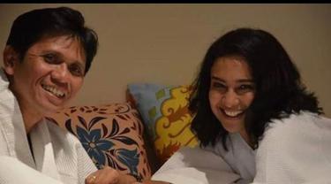 Shahnaz Haque dan Gilang Ramadhan