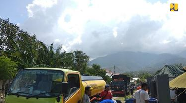 Kementerian PUPR bangun hunian sementara di Petobo dan Balaroa