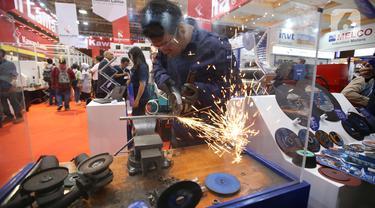 Pameran Manufacturing Indonesia