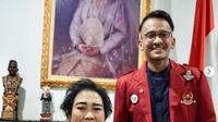 Ruben Onsu - Rachmawati Soekarnoputri (Foto: Instagram/@ruben_onsu)