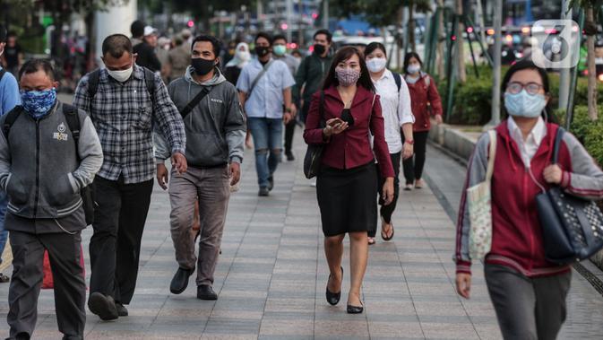 6 Tanggapan Terkait Lonjakan Kasus Covid-19 Klaster Perkantoran di Jakarta