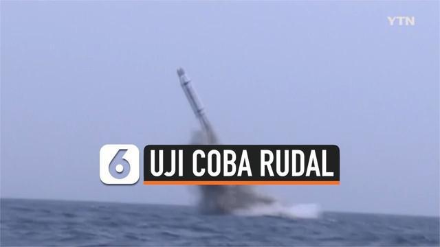Korea Utara diduga kuat melakukan ujicoba penembakan rudal balistik dari kapal selam di wilayah perairannya. Hal ini dilaporkan militer Korea Selatan.