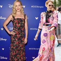 Inspirasi dress dari bintang Hollywood.