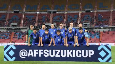 Timnas Thailand, Piala AFF 2018, Timnas Indonesia
