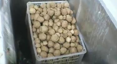 Bakso Celeng Merebak, Produksi Bakso di Sukabumi Menurun