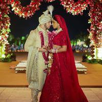 Upacara pernikahan Hindu. (dok.Instagram/@priyankachopra/https://www.instagram.com/p/Bq9zIPDHZ1l/Asnida Riani)