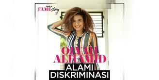Fame Story: Olvah Alhamid, Puteri Indonesia Papua Barat 2015 yang Alami Diskriminasi di Dunia Hiburan