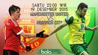 Manchester United vs Norwich City (Bola.com/Samsul Hadi)