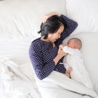 Tips agar bayi tumbuh jadi anak cerdas./Copyright unsplash.com/kevin liang