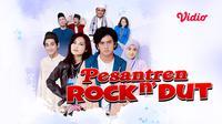 Sientron Pesantren Rock N' Dut SCTV. (Sumber: Vidio)