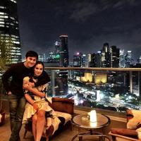 Sejak menikah pada tahun 2012 lalu, rumah tangga Vino G Bastian dan Marsha Timothy bisa dibilang jauh dari kabar tak sedap. (Foto: instagram.com/vinogbastian__)