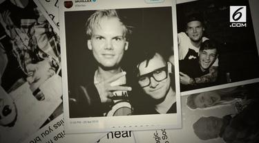 Produser musik sekaligus disc jockey (DJ) Avicii meninggal dunia. Kabar ini pun langsung ramai di media sosial, termasuk di Twitter. Warganet dan sejumlah musisi dunia pun mengucapkan duka cita atas meninggalnya DJ asal Swedia ini.