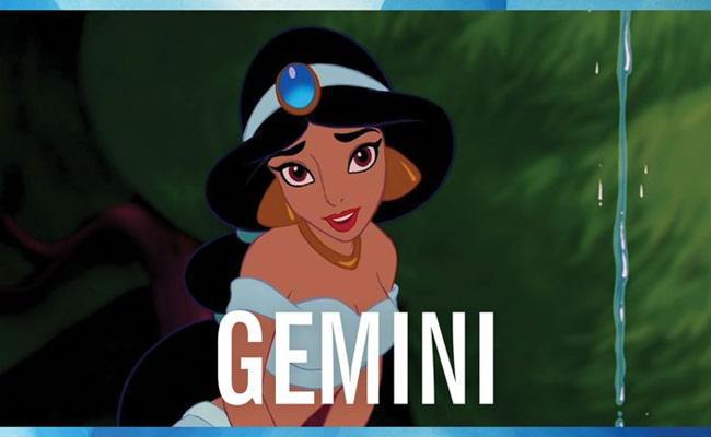 Jasmine sebagai Gemini/copyright cosmopolitan.com