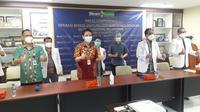 Siloam Hospital Balikpapan mengumumkan keberhasilannya melaksanakan operasi bypass jantung koroner pertama di Kalimantan Timur.