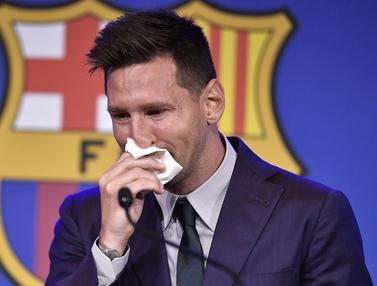 Foto: Termasuk Hengkangnya Lionel Messi, Ini 5 Dosa Besar yang Dibuat Barcelona di Awal Musim 2021 / 2022