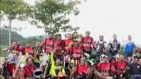 Tiga tahun komunitas ini berdiri dengan jumlah 40 anggota. Komunitas ini sudah membangun empat rumah di berbagai lokasi di Sukabumi.