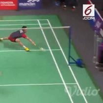 Tim putra Indonesia bakal menantang China pada final bulutangkis beregu Asian Games 2018. Keberhasilan menembus final beregu tersebut mengakhiri penantian Indonesia selama 16 tahun.