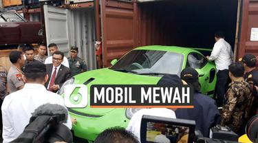 Penyelundupan Mobil Mewah