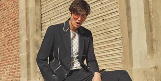 Tanggal 10 Mei 2018 merupakan salah satu hari penting di hidup Lee Min Ho. Pasalnya di hari tersebut, pria berwajah tampan ini merayakan 12 tahun perjalanan kariernya di dunia hiburan. (Foto: instagram.com/actorleeminho)