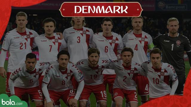 Berita Video Profil Tim Piala Dunia 2018, Denmark
