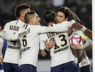 RC Strasbourg Vs PSG