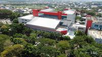 Rumah Sakit Universitas Hasanuddin (RS Unhas) di Makassar, Sulawesi Selatan.