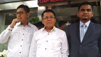 Presiden Partai Keadilan Sejahtera (PKS), Sohibul Iman. (Merdeka.com/Hari Ariyanti)