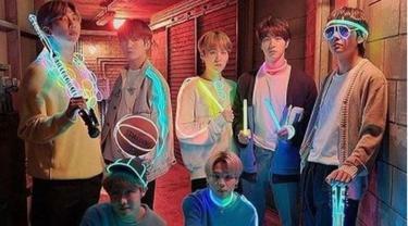 Jadi Brand Ambassador Louis Vuitton Menandai Kiprah Resmi Perdana BTS dengan Brand Fesyen