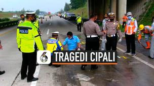 Tabrakan Renggut 9 Nyawa, Misteri Tragedi di Ruas Tol Cipali