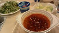 Beragam menu buka puasa di Turki ini semuanya lezat