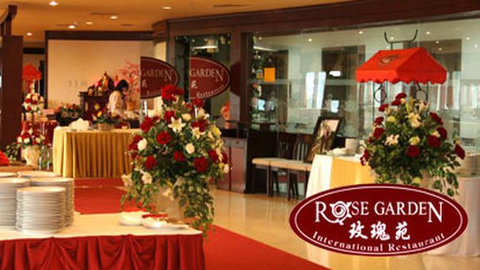 Paket Katering Oleh Rose Garden International Restaurant Fimela Fimela Com