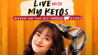 Adhisty Zara Perankan Karakter Bad Girl di Web Series Live With My Ketos