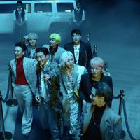 Ada yang menarik di MV comeback terbaru Super Junior, Super Clap. (Youtube SMTOWN)