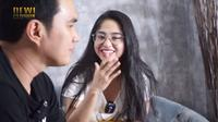 Dewi Perssik kolaborasi bareng Aldi taher di channel YouTube terbarunya. (Sumber: YouTube/DEWI PERSSIK)