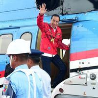 Presiden Jokowi tidak pernah merayakan ulang tahun (Foto: instagram/jokowi)