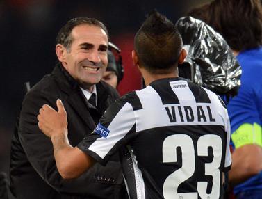 Foto Liga1: Pernah Menjadi Asisten Conte di Juventus dan Chelsea, Angelo Alessio Resmi Latih Persija Jakarta