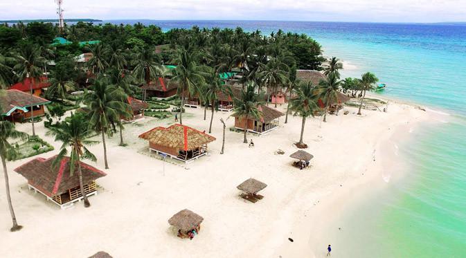 Bantayan Island.