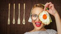 Protein dalam telur dapat mengenyangkan lebih lama sehingga efektif dalam membantu penurunan berat badan.