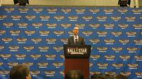 Commisioner NBA Adam Silver (Liputan6.com / Thomas)