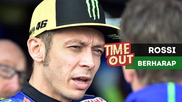 Pebalap Movistar Yamaha, Valentino Rossi, terang-terangan berharap Yamaha merekrut Michele Pirro sebagai pebalap penguji.