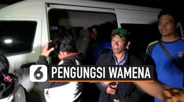 Warga Probolinggo yang sempat tinggal di Wamena kembali ke kampung halamannya karena ketakutan setelah kerusuhan pecah di Wamena, Papua.