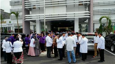 Polemik Penahanan 3 Dokter Bedah RSUD Arifin Achmad Pekanbaru terkait Korupsi Alkes